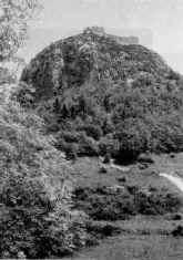 Вид Монсегюра