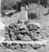 Мемориал сожженным в Монсегюре