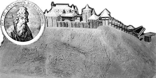 Замок в любече картинки