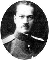 Полковник Л.Н. Трескин