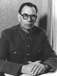 Генерал-лейтенант Андрей Андреевич Власов
