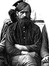 Раскулаченный крестьянин И.М. Туров