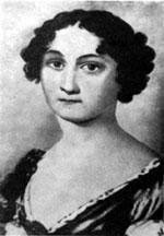 Варвара Петровна Тургенева, владелица Спасского-Лутовинова, мать писателя