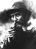 Ленский старатель. Фото конца XIX в.