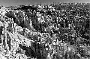 Большой каньон в штате Юта. В эти места бежали мормоны в конце XIX в.