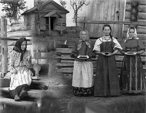 Рассказ обнаженной по деревне фото 104-305