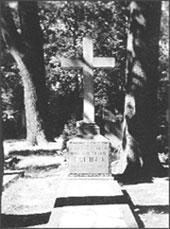 Берлин. Тегель. Могила генерала Ф.Ф.Палицына