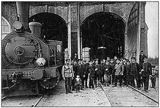 Московско-Рязанская железная дорога